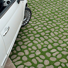 Permeable Paving Advanced Paving Cumbria And South